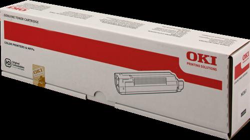 Toner Black Oryginalny do Oki MC861 / MC861DN+ / MC861cdtn / MC861cdxn / 44059256 / 9500 stron