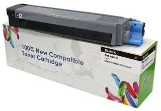 Toner do OKI MC860 / 44059212 / Black / 9500 stron / zamiennik
