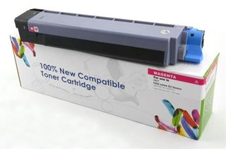 Toner do OKI C822 44844614 / Magenta / 7300 stron / zamiennik