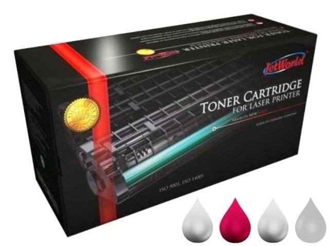 Toner Magenta Samsung CLP 510 zamiennik CLP510D5M / Czerwony / 5000 stron