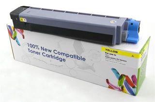 Toner do OKI C822 44844613 / Yellow / 7300 stron / zamiennik