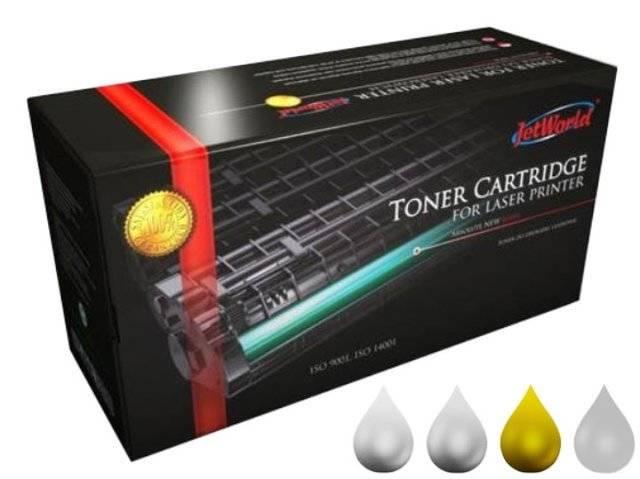 Toner Yellow do Lexmark C746 X746 XS748 / 24B5806 24B5703 024B5703 0024B5703 / 10000 stron / zamiennik / JetWorld