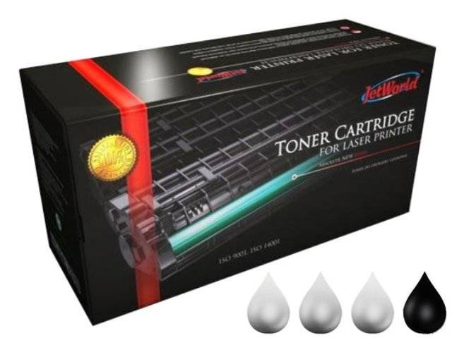 Toner do HP M652 M653 M681 M682 / 655A CF450A / Black / 12500 stron / zamiennik JetWorld